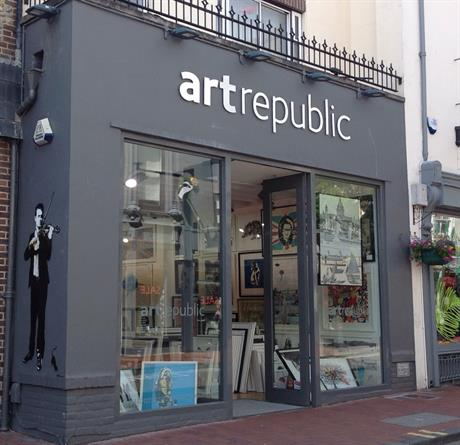 artrepublic brighton Gallery